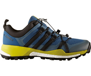 Image of Adidas Terrex Skychaser core blue/core black/unity lime