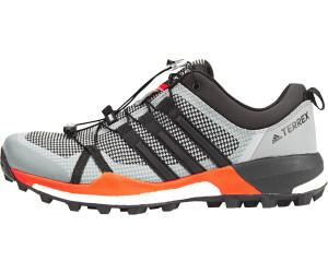 Adidas Terrex Skychaser Carbon/noiess/ftwbla 2018 Taille 44 2/3 Noir/gris iLm9h