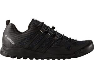 the latest 852b0 6aaa6 Adidas Terrex Solo dark grey core black solid grey