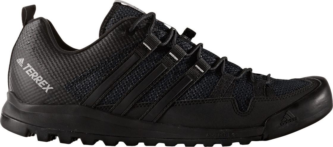 Image of Adidas Terrex Solo dark grey/core black/solid grey