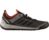 separation shoes 5eef5 356d7 Adidas Terrex Swift Solo vista grey core black energy
