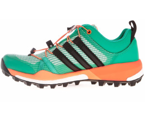 Image of Adidas Terrex Skychaser W core green/core black/easy orange