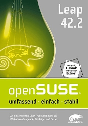 Open Source Press openSUSE Leap 42.2: Das umfan...