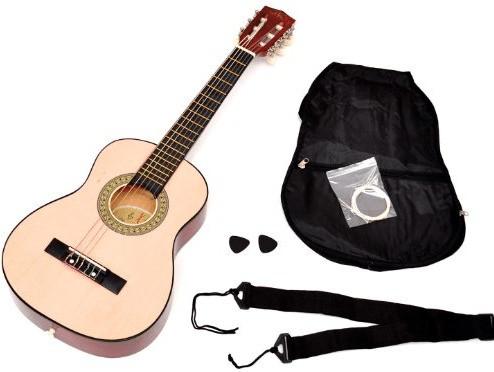 ts Music Fidelity Kindergitarre Akustik Gitarre...