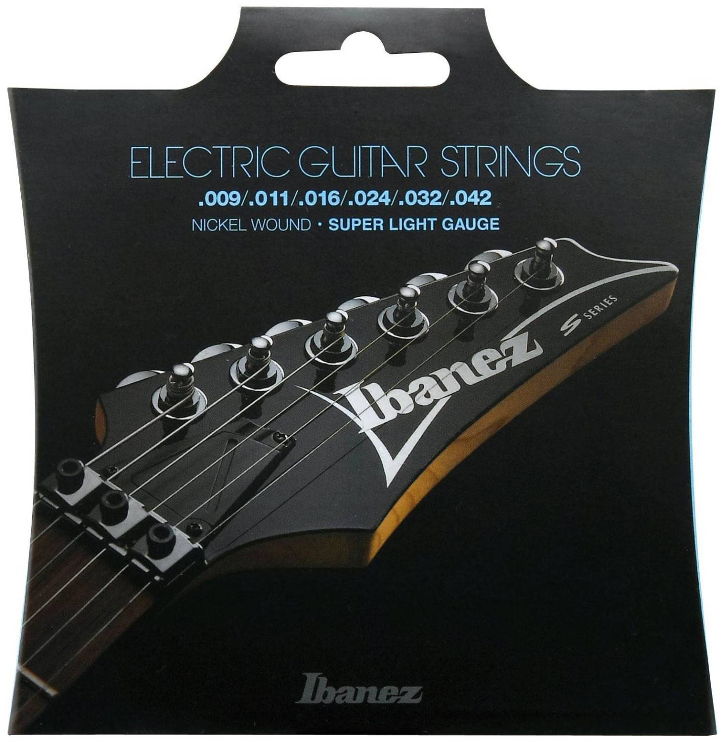 Ibanez IEGS6 String Set Nickel Wound Super Ligh...