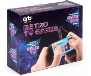 ORB Retro TV Games