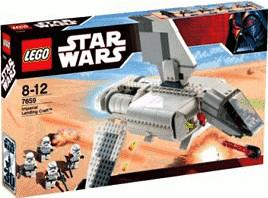 LEGO Star Wars - Imperial Landing Craft (7659)