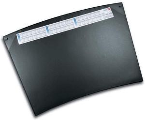 schwarz Läufer Schreibunterlage DURELLA 70 x 50 cm 41592