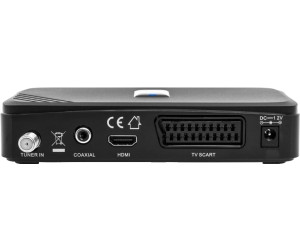 inkl vorprogrammiert Anadol HD 200 Plus HD HDTV digitaler Satelliten-Receiver HDMI Kabel schwarz HDTV, DVB-S2, HDMI, SCART, 2X USB 2.0, Full HD 1080p, YouTube