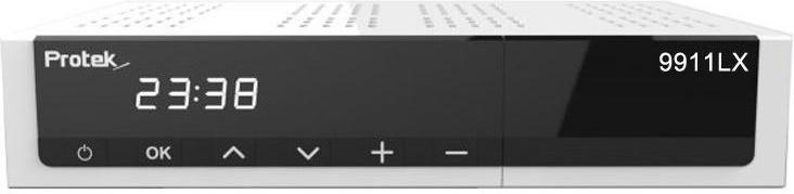 Protek 9911 LX HD HEVC265 E2 Linux HDTV 1x Sat ...