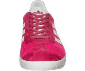 GAZELLE - Sneaker low - shock pink/footwear white Beste Wahl IhAXs3B6