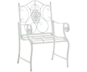 CLP Stuhl Punjab antik weiß