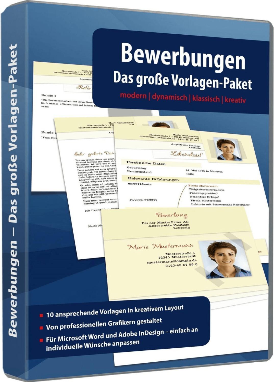 Markt+Technik Bewerbungen: Das große Vorlagen-P...