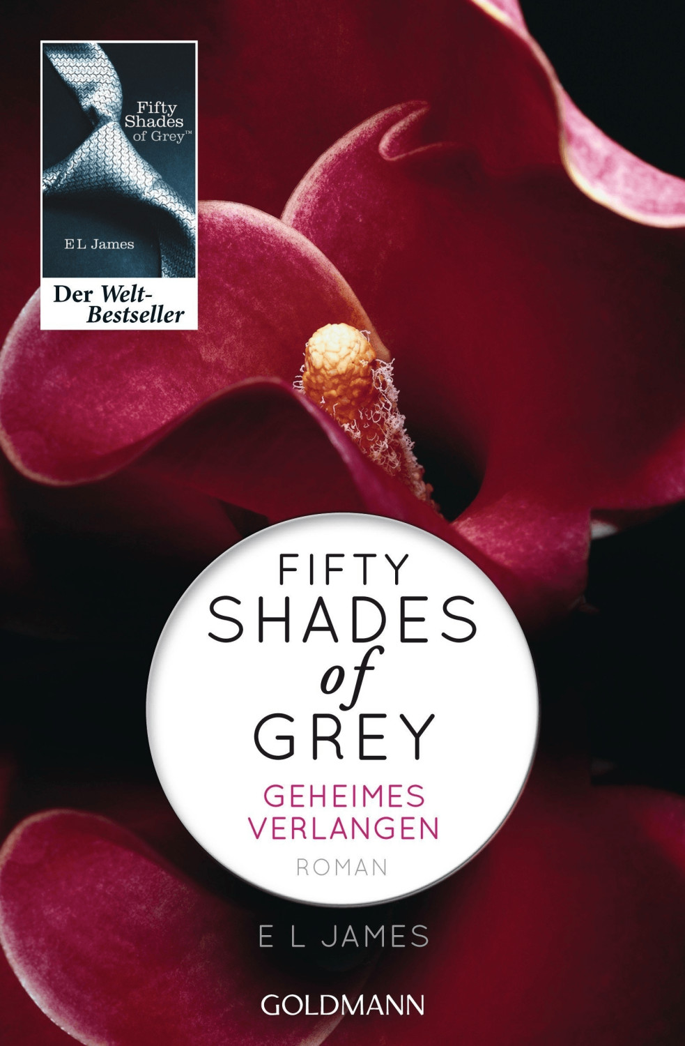 Fifty Shades of Grey - Geheimes Verlangen Band 1 (E. L. James) [Paperback]
