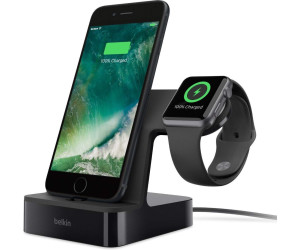 buy belkin powerhouse ladestation iphone watch from 59. Black Bedroom Furniture Sets. Home Design Ideas