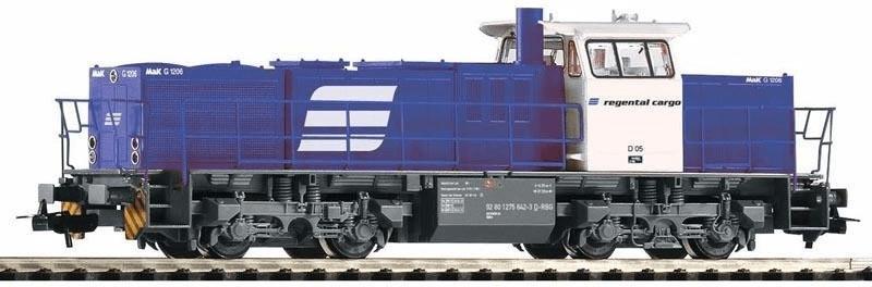 Piko Diesellok G 1206 Regentalbahn (59498)