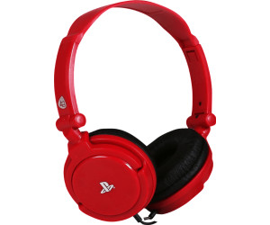4Gamers PRO4-10 red
