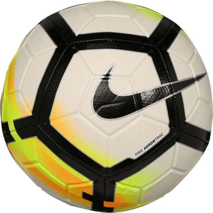 Nike Strike white/laser orange/black