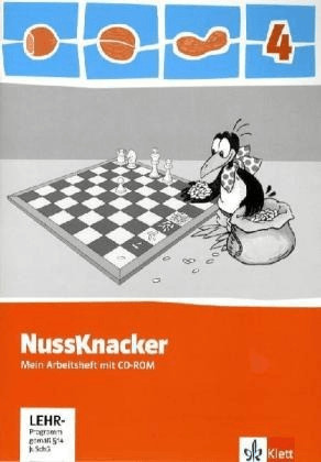 Der Nussknacker. Arbeitsheft mit CD-ROM 4. Schuljahr. Ausgabe 2009 für Sachsen, Rheinland-Pfalz und das Saarland