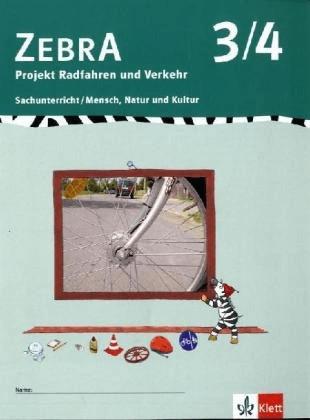 Zebra. Projekthefte für den Sachunterricht / Projekt Verkehr 3./ [Geheftete Ausgabe]