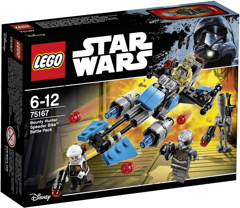 LEGO Star Wars - Bounty Hunter Speeder Bike Battle Pack (75167)