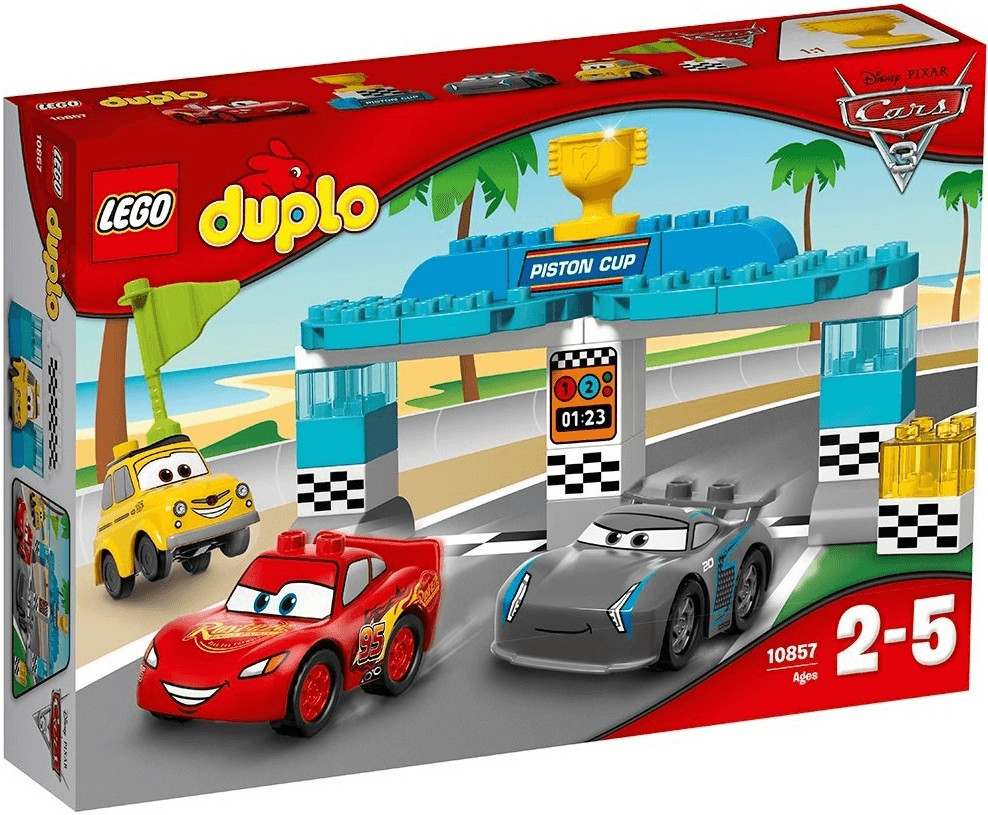 LEGO Duplo Cars - Piston-Cup-Rennen (10857)