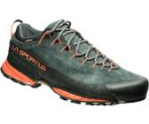 La Sportiva TX 4 Mid Gtx® Rot-Grau, Herren Gore-Tex® Hiking- & Approach-Schuh, Größe EU 39.5 - Farbe Carbon-Flame Herren Gore-Tex® Hiking- & Approach-Schuh, Carbon - Flame, Größe 39.5 - Rot-Grau
