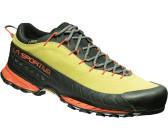 La Sportiva TX 4 Mid Gtx® Rot-Grau, Herren Gore-Tex® Hiking- & Approach-Schuh, Größe EU 40.5 - Farbe Carbon-Flame Herren Gore-Tex® Hiking- & Approach-Schuh, Carbon - Flame, Größe 40.5 - Rot-Grau