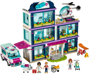 Buy Lego Friends Heartlake Hospital 41318 From 9829 Best