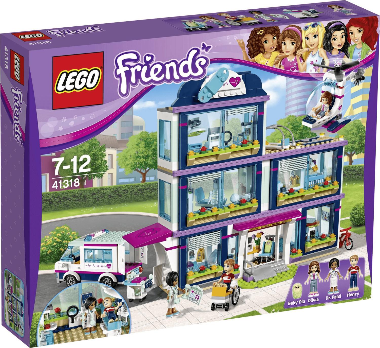 LEGO Friends - L'hôpital de Heartlake City (41318)