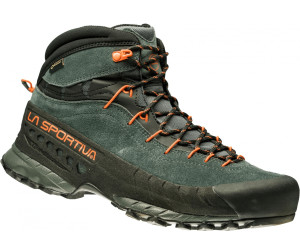 La Sportiva TX 4 Mid Gtx® Gelb, Herren Gore-Tex® Hiking- & Approach-Schuh, Größe EU 45 - Farbe Yellow Herren Gore-Tex® Hiking- & Approach-Schuh, Yellow, Größe 45 - Gelb