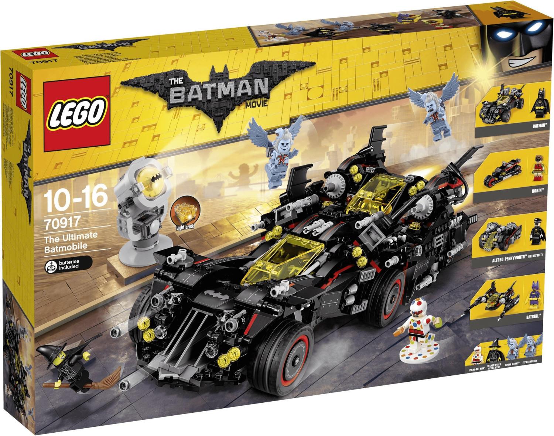 LEGO Batman - Das ultimative Batmobil (70917)