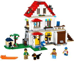 lego creator la maison familiale 31069 au meilleur prix sur. Black Bedroom Furniture Sets. Home Design Ideas