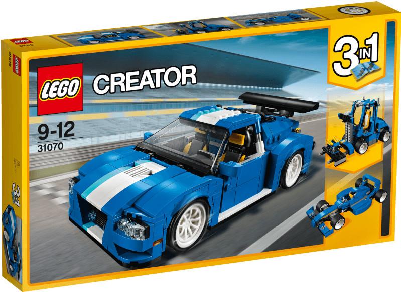 LEGO Creator - 3 in 1 Turborennwagen (31070)