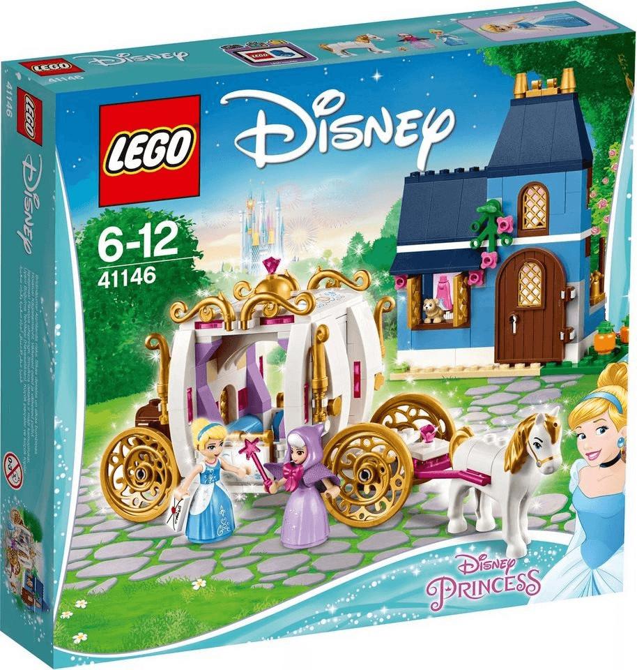 LEGO Disney Princess - La soirée magique de Cendrillon (41146)