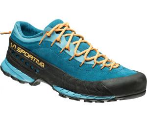 La Sportiva TX 4 Blau, Damen Hiking- & Approach-Schuh, Größe EU 42.5 - Farbe Fjord Damen Hiking- & Approach-Schuh, Fjord, Größe 42.5 - Blau