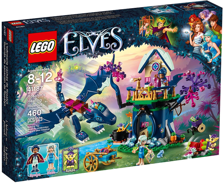 LEGO Elves - Rosalyns heilendes Versteck (41187)