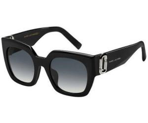 MARC JACOBS Marc Jacobs Damen Sonnenbrille » MARC 110/S«, schwarz, 807/9O - schwarz/grau