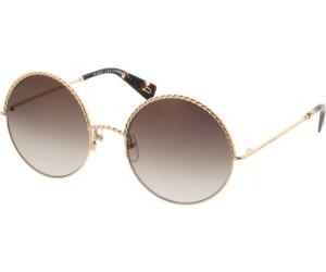 Marc Jacobs Damen Sonnenbrille Marc 169/S 0J Eyr, Gold (Gold Pink/Grey Rosegd SP), 57