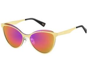 MARC JACOBS Marc Jacobs Damen Sonnenbrille » MARC 198/S«, gelb, 210/0J - gelb/ gold