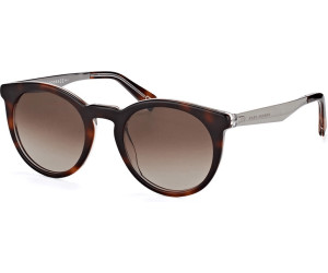 MARC JACOBS Marc Jacobs Damen Sonnenbrille » MARC 204/S«, schwarz, 9WZ/FQ - schwarz/ gold