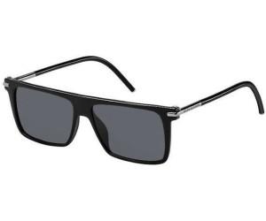 MARC JACOBS Marc Jacobs Herren Sonnenbrille » MARC 46/S«, schwarz, D28/IR - schwarz/grau