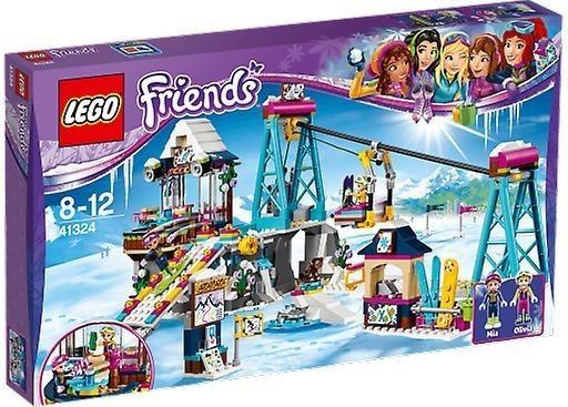 LEGO Friends - Skilift im Wintersportort (41324)