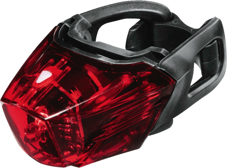 Hama LED-Fahrrad-Rücklicht Profi