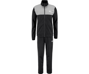 Adidas Back 2 Basics Trainingsanzug schwarz/grau