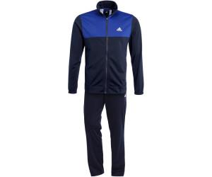 Adidas Back 2 Basics Trainingsanzug dunkelblau/blau