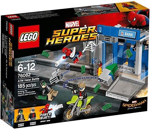 LEGO Marvel Super Heroes - Action am Geldautomaten (76082)