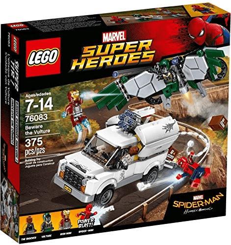 LEGO Marvel Super Heroes - Hüte dich vor Vulture (76083)