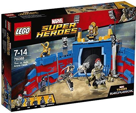 LEGO Marvel Super Heroes - Thor gegen Hulk in der Arena (76088)