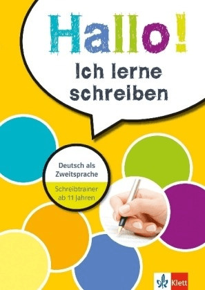 Hallo! Ich lerne schreiben. Deutsch als Zweitsp...